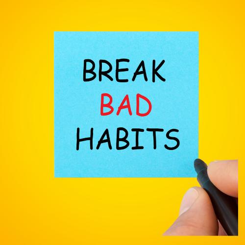 break bad habit 500